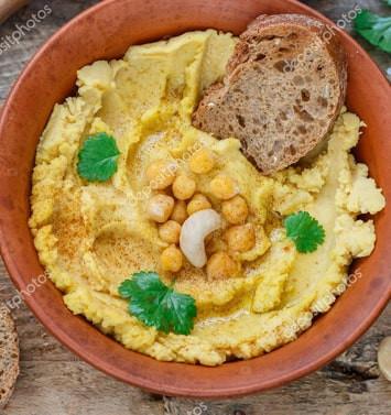 Cashew Hummus